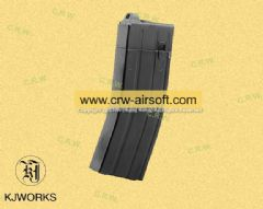 Military style 30rd Magazine for M4A1 GBB by KJ